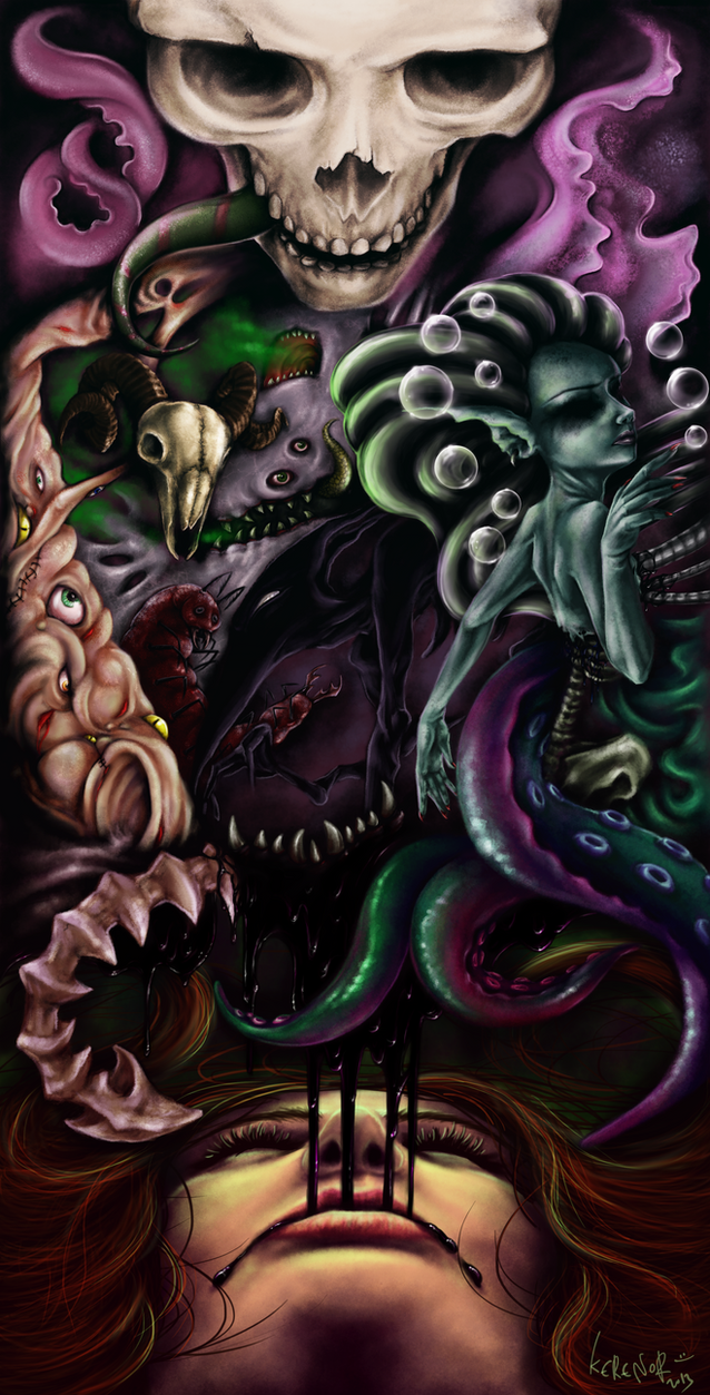 Feed the hand that bites by keren-or