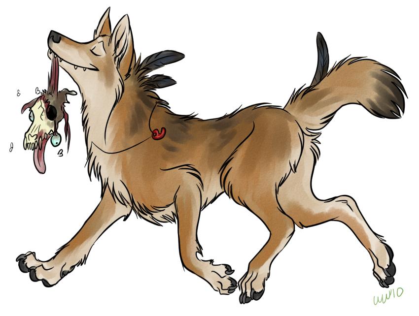 I liek dead things by neon-possum