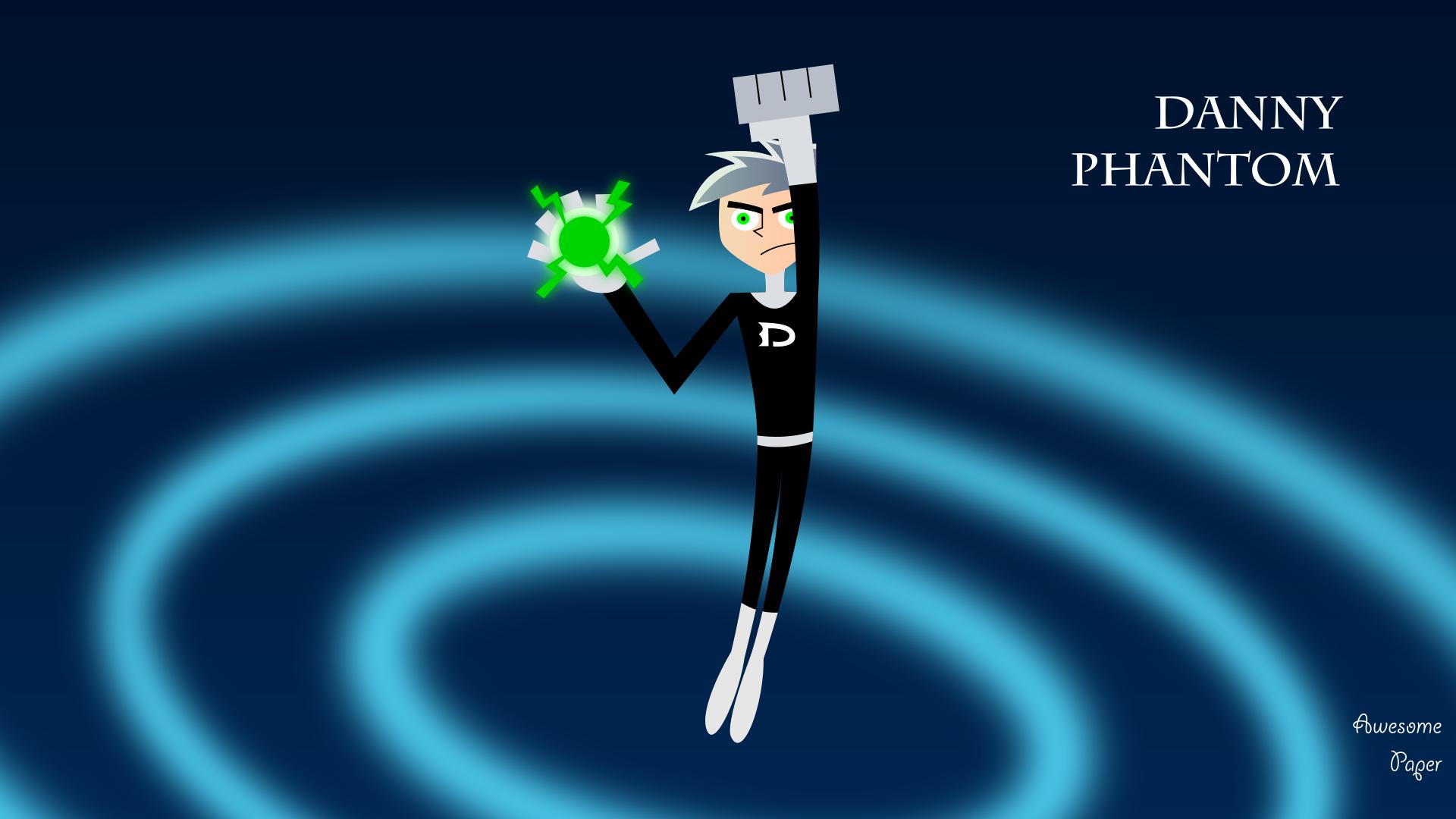 danny phantom danny phantom by awesomepaper on deviantart
