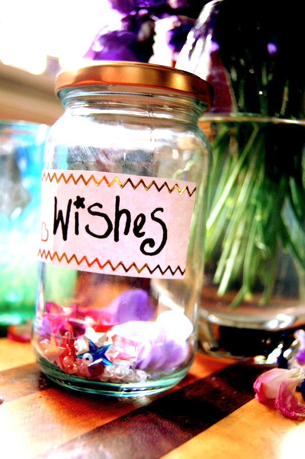 Jar Full Of Wishes By Stuk In Reality On Deviantart