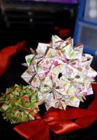 Modular Origami by stuk-in-reality