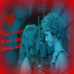 Peter Pan and Wendy Darling by HyperLikeAMonkey247