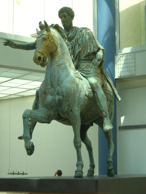 Marcus Aurelius by seanpt
