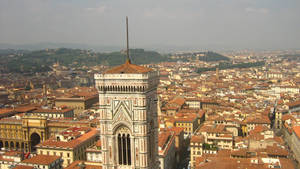 Florence atop the Duomo by seanpt