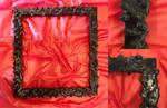 Organic 3Dprinted Frame