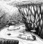 Deep Forest Sleepers by seanpt