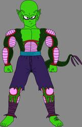 Super Namekian 4 Pure-Hearted Piccolo Jr.