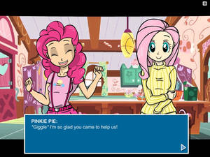 MLP Game Screenshot