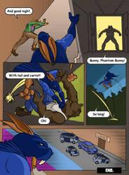 The return of the Phantom Bunny page 4