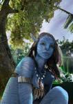 Avatar - Becoming a Na'vi