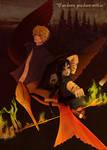 Hunger Games - Burning