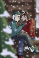 Xmen: Lietro: December by ode2sokka