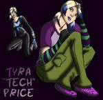 X-men: OC: Tech