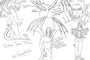Tristan Sketches