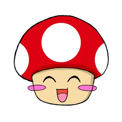 Super Mushroom Joy by TornIntegral