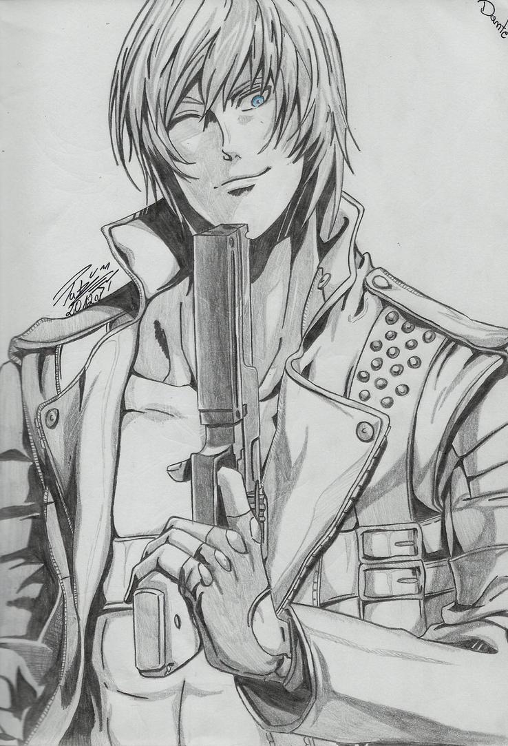 Dante by 666Dei666