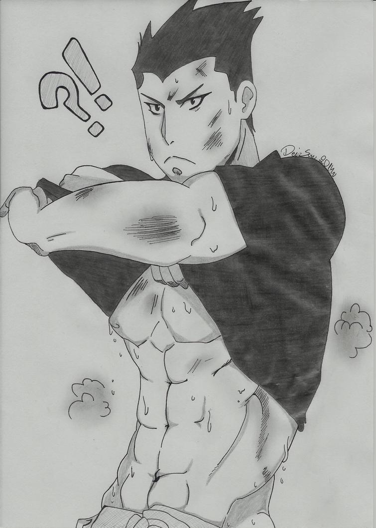 Ichiro Komaba by 666Dei666