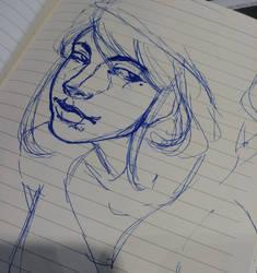 squinty by Aberjico