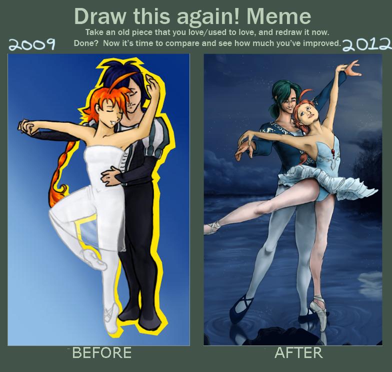 Draw This Again! Meme by GeoCaecias