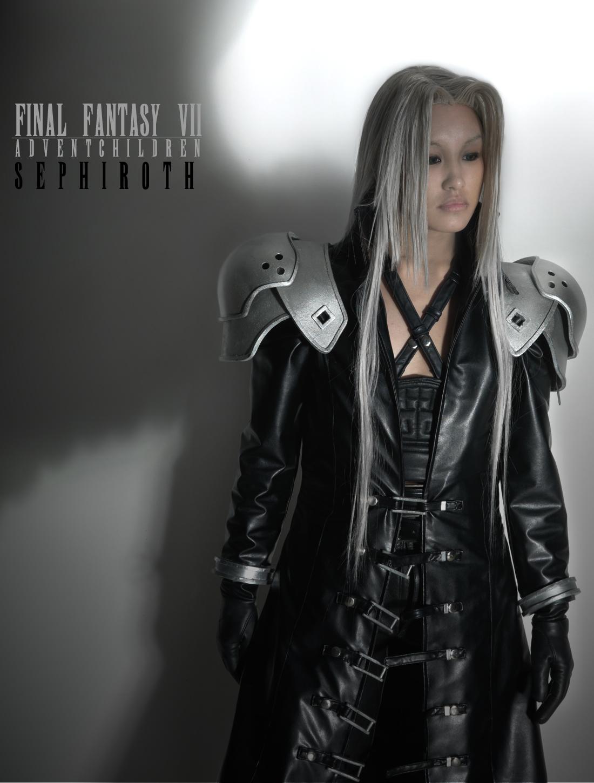 Reunion Files: Sephiroth by alita-b-angel