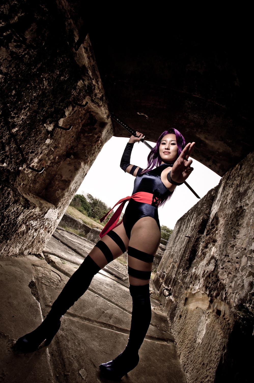 Psylocke by alita-b-angel