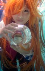 Ponyo Underwater - Fujimoto