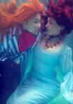 Ponyo Underwater - The Wizard and the Sea Goddess