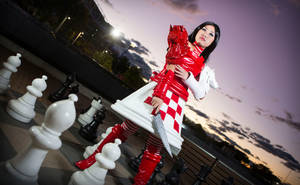 Alice Madness Returns: Checkmate