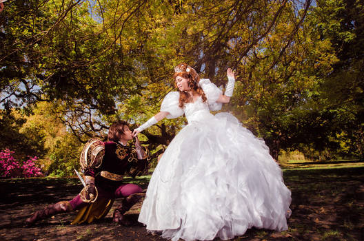 Enchanted - The Prince and the Maid