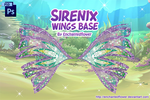 Sirenix Wings Base