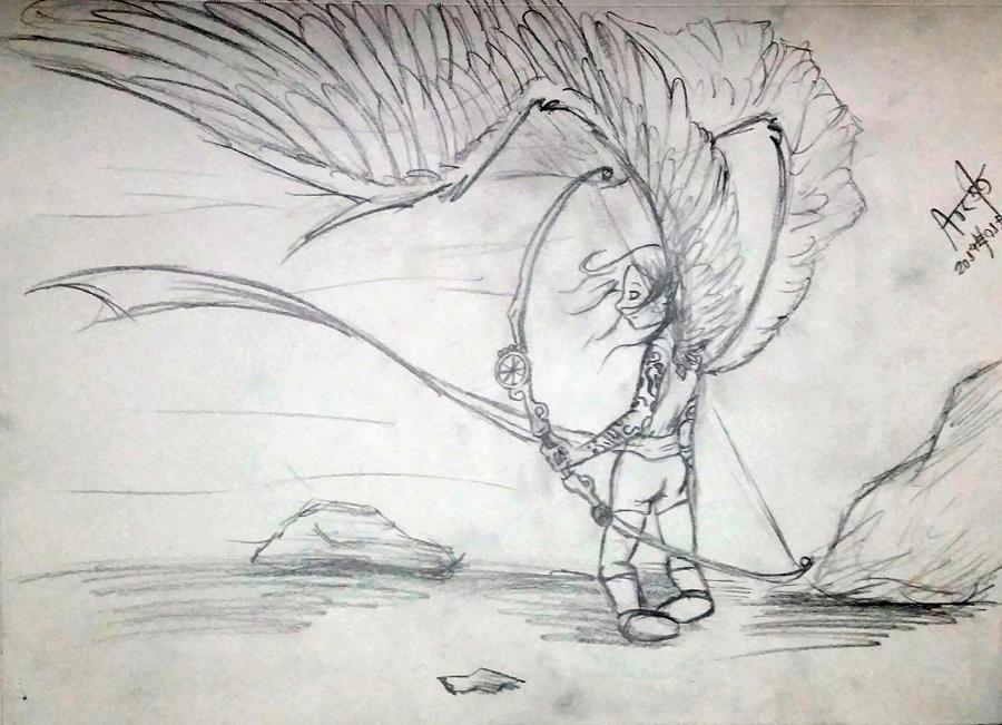 Cupid's Call by ArtLuisLara