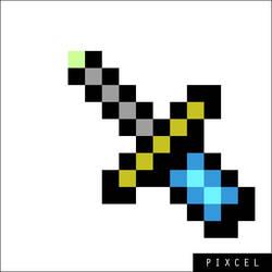 Broken sword by N1ckyb0b