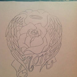 Mothers tattoo design
