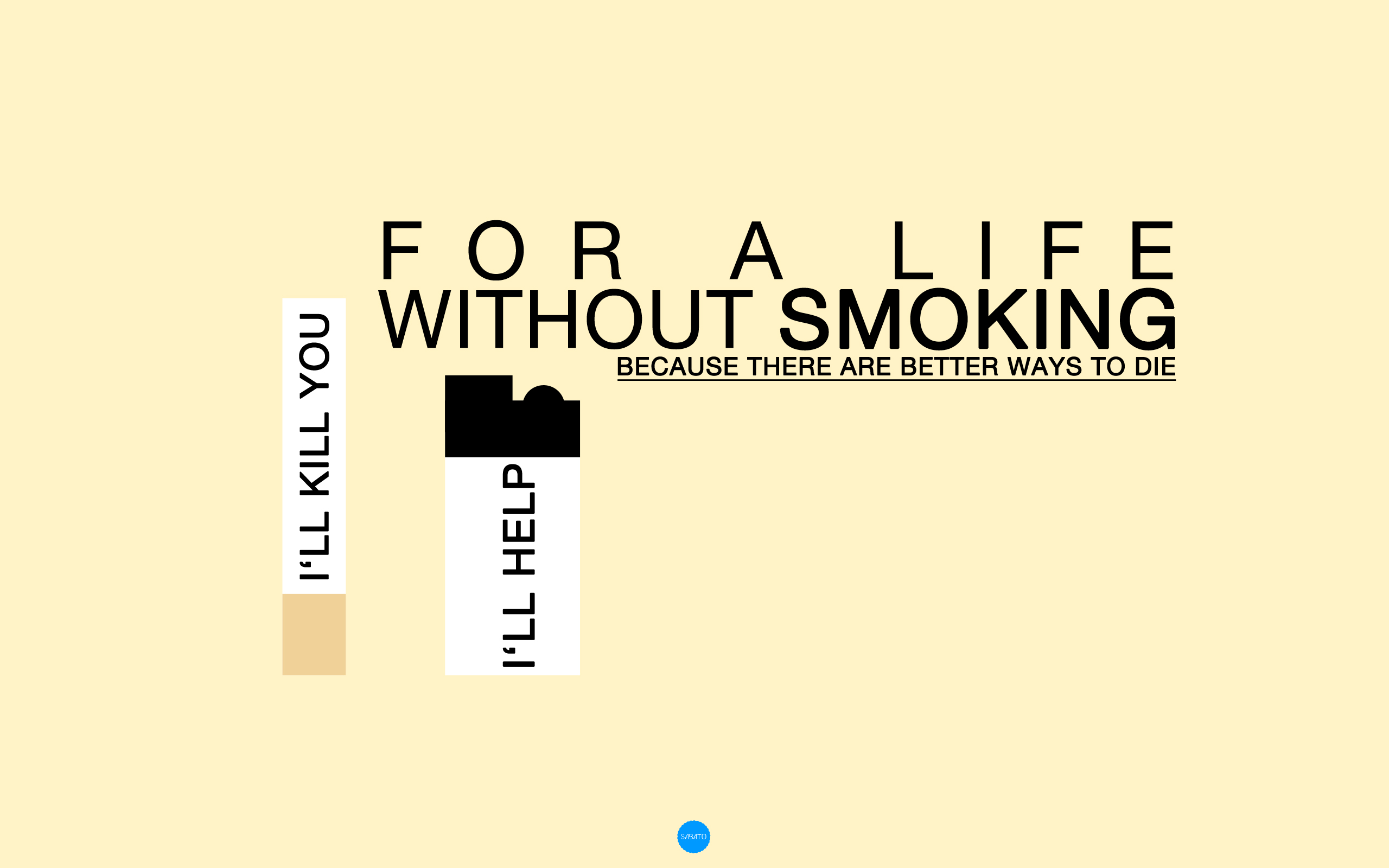 Without smoking by LilianaSabato