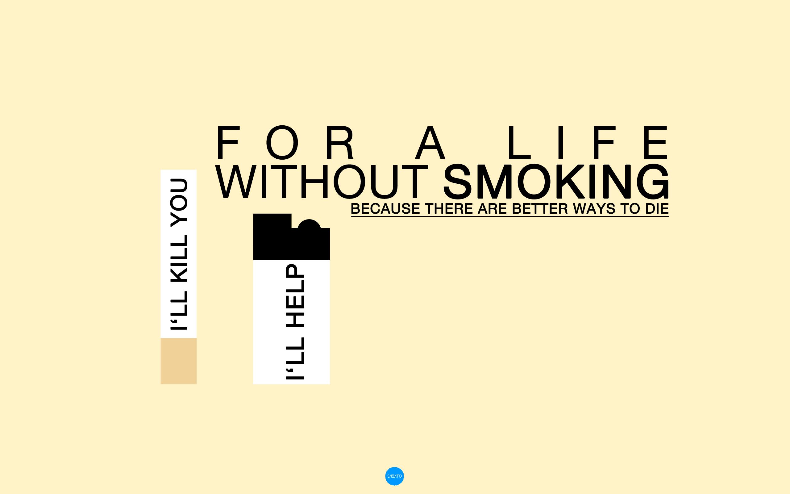 Without smoking by LilianaSabato