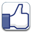 Facebook Button by FuckinSick