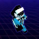 Tron's Daft Punk - Minecraft