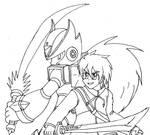 Zero x Saito double attack
