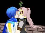 .. a Merry Christmas Kiss
