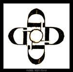Ambigram :: GOD