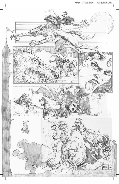 Jane pg 1 pencils by AurynPub
