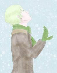 Fragile Snow by su1c1deb0b