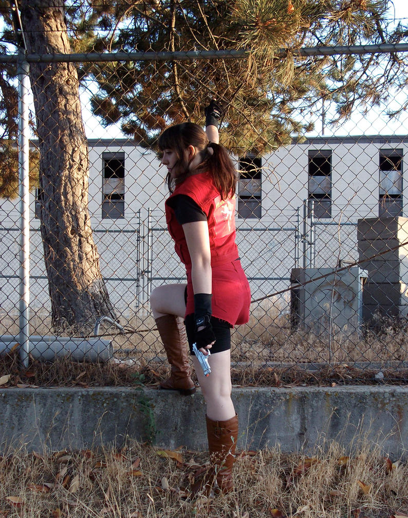 Claire Redfield 11 by MajesticStock