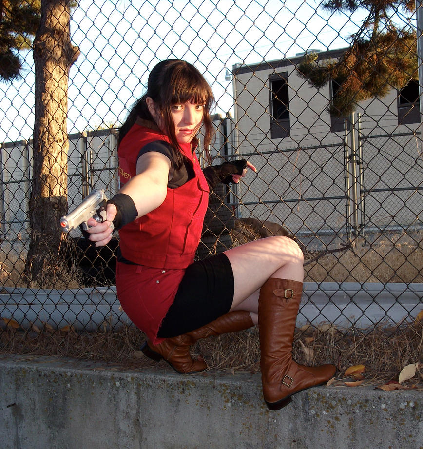 Claire Redfield 12 by MajesticStock