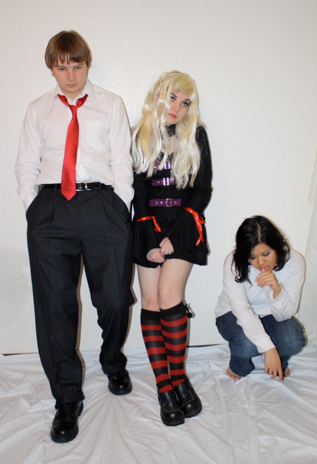 Deathnote group 3 by MajesticStock
