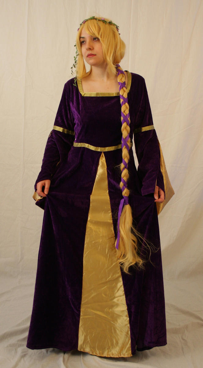 Medieval Maiden 5 by MajesticStock