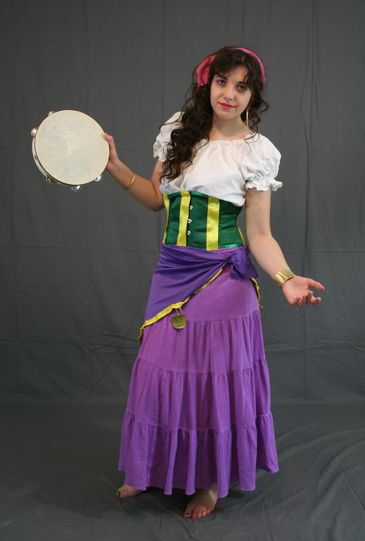 Esmeralda by MajesticStock