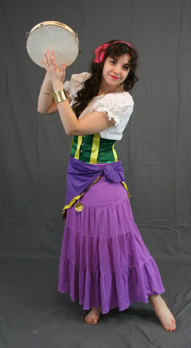 Esmeralda 3 by MajesticStock