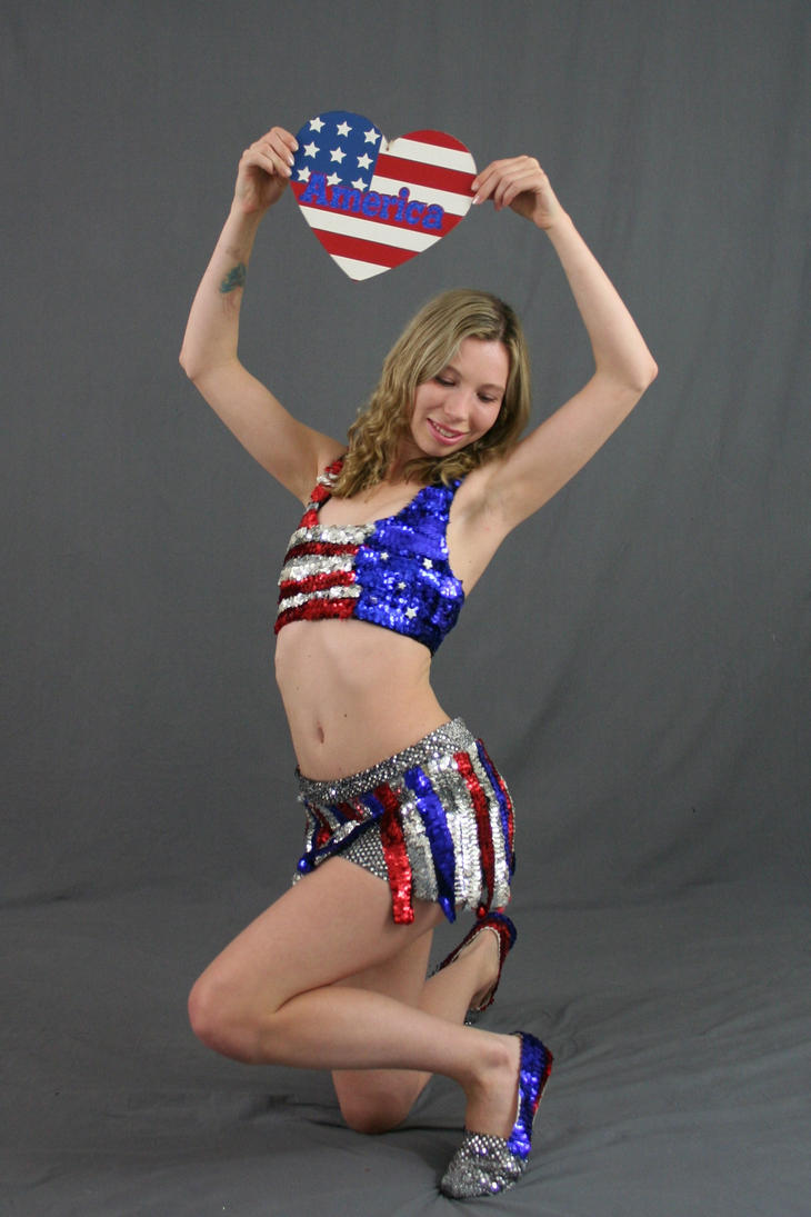 All American Girl 10 by MajesticStock