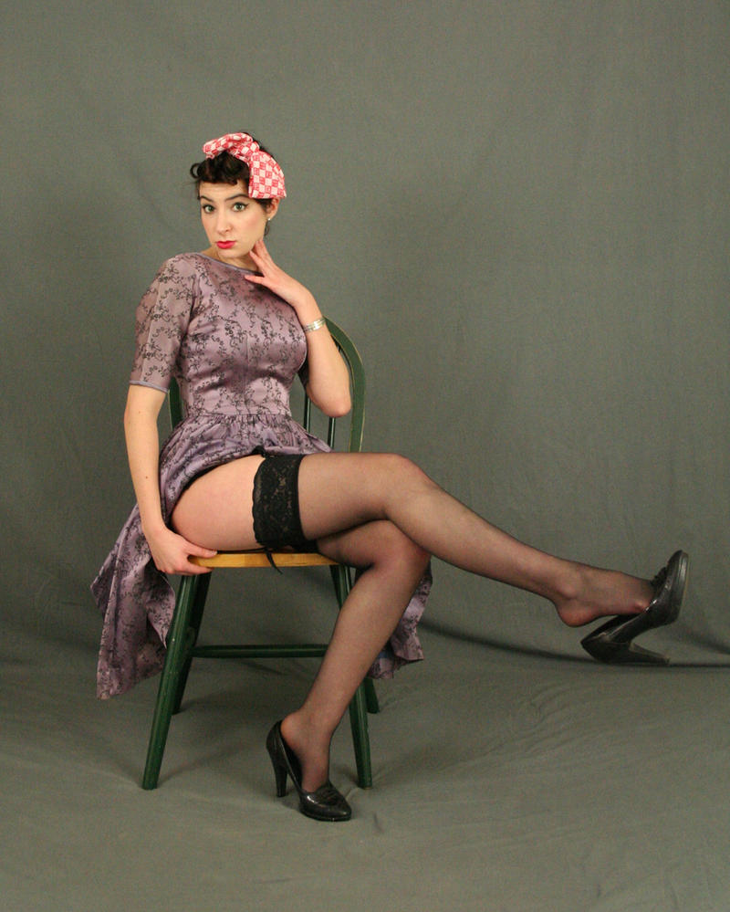 Housewife Pinup 9 by MajesticStock